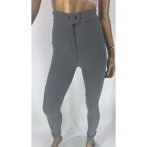 American Apparel Pants & Jumpsuits - American Apparel High Waist Riding Pants